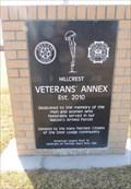 Image for Hillcrest Cemetery - Veterans Annex - Deer Lodge, Montana