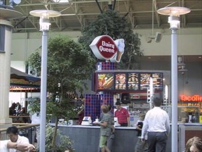 Chinook Mall Food Court Restaurants
