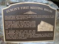 Image for Dublin's First Meeting House