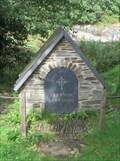 Image for Saint Llawddog's Holy Well - Cenarth, Carmarthenshire, Wales.