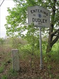 Image for Massachusetts-Connecticut State Line Monument between Dudley, MA and Thompson, CT