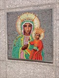 Image for Our Lady of Czestochowa Mosaic - Grand Rapids, Michigan