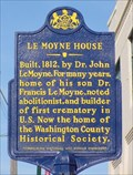 Image for LeMoyne House