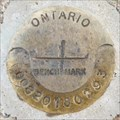 Image for Ontario Benchmark 00820180293