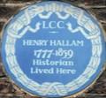 Image for Henry Hallam - Wimpole Street, London, UK
