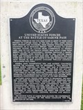 Image for United States Forces at the Battle of Sabine Pass