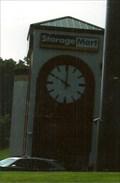 Image for StorageMart Clock - Columbia, MO