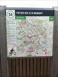 Image for 54 - Vierlingsbeek - NL - Fietsen doe je in Brabant