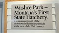 Image for FIRST - Fish Hatchery in Montana - Anaconda, MT