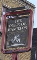 Image for The Duke of Hamilton -- Hampstead, London UK