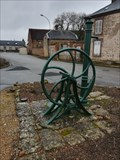 Image for Pompe à roue - Vitray-en-Beauce, France