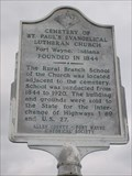 Image for Cemetery of St. Paul's Evangelical Lutheran Church