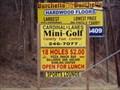 Image for Cardinal Lanes Miniature Golf, West Jefferson, North Carolina