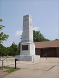 Image for Battle of Cowpens U.S. Memorial Monument - Chesnee, South Carolina