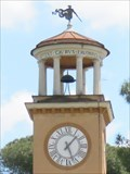 Image for Clock of the Casina dell'Orologio - Roma, Italy