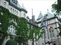 Image for L'hôtel de ville de Québec - Québec, Québec, Canada