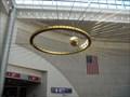"Image for ""Principia"" - Foucault Pendulum at Oregon Convention Center, Portland, OR"