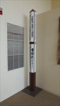 Image for Indoor Peace Pole  - Unitarian Church - Spokane, WA
