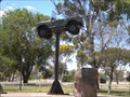 Image for Landrover on a pole - Keith, South Australia