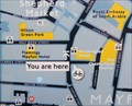 Image for You Are Here - Curzon Street, London, UK