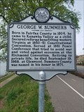 Image for George W. Summers