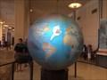 Image for Ellis Island Earth Globe - New York, NY