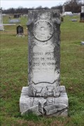 Image for Oscar Holt - Yantis Cemetery - Yantis, TX