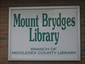 Image for Mount Brydges Library - Mt. Brydges, Ontario