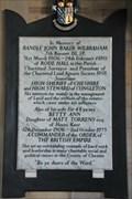 Image for Randle John Baker Wilbraham - Scholar Green, Cheshire East, UK.