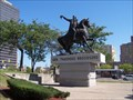 Image for General Thaddeus Kosciuszko statue - Detroit, Michigan