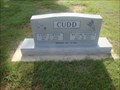 Image for 100 - William Haskell Cudd - Fairlawn Cemetery - Stillwater, OK