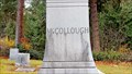 Image for McCollough Obelisk - Greenwood Memorial Terrace, Spokane, WA
