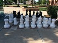Image for Sulphur Springs Town Square Giant Chess Board
