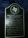 Image for Rockford Church and Cemetery