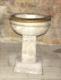 Image for Baptismal Font - Les Baux-de-Provence, France
