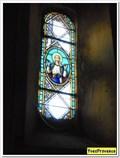 Image for Les vitraux de l'église Saint-Pierre-ès-Liens - Saumane, France