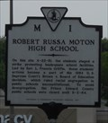 Image for Robert Russa Moton High School