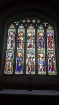 Image for Stained Glass Windows - St Mabyn - St Mabyn, Cornwall