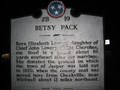 Image for Betsy Pack