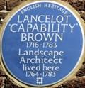 Image for Lancelot 'Capability' Brown - Hampton Court Gardens, London, UK
