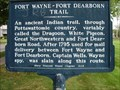 Image for Fort Wayne-Fort Dearborn Trail