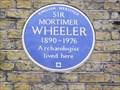Image for Sir Mortimer Wheeler - Whitcomb Street, London, UK