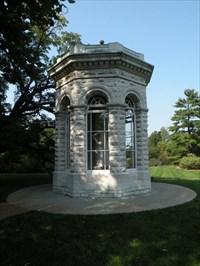 Original Henry Shaw Mausoleum