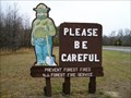 Image for Atsion Ranger Station's Smokey - New Jersey