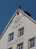 Image for Sundial 'Herrenstraße' - Memmingen, Germany, BY