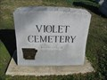 Image for Violet Cemetery - Osceola, Arkansas
