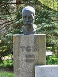 Image for Masaryk & 1841 Masaryk Asteroid - Kremze, Czech Republic