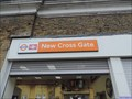 Image for New Cross Gate Overground and Mainline Station - New Cross Road, London, UK