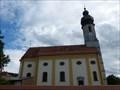 Image for Katholische Pfarrkirche Mariä Himmelfahrt - Vachendorf, Lk Traunstein, Bayern, Germany