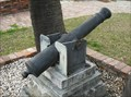 Image for McEachin Square Cannon - Pembroke, GA